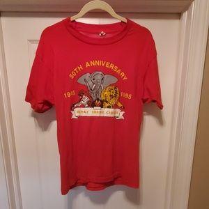 Vintage Murat Shrine Circus t-shirt